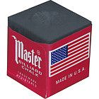 12 PIECES OF BLACK MASTER POOL CUE TIP BILLIARD CHALK IN ORIGINAL BOX - NEW - http://awesomeauctions.net/bar-games/12-pieces-of-black-master-pool-cue-tip-billiard-chalk-in-original-box-new/