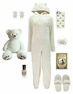Designer Clothes, Shoes & Bags for Women Cute Lazy Outfits, Little Girl Outfits, Geek Chic Outfits, Ddlg Outfits, Space Outfit, Daddys Little Girls, Kawaii Clothes, Kawaii Fashion, Polyvore Outfits