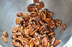 Sugar and Spice Pecans from SouthernPlate