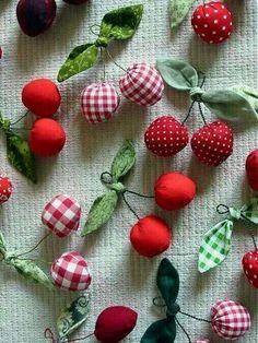 Frutos de tecido