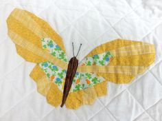 Looking for your next project? You're going to love EPP Butterfly #3 by designer Mudpiesandpins.