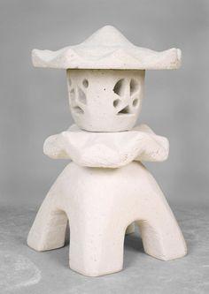AMACO.com - AMACO Lesson #28 - Creating a Japanese Garden Lantern in Crea-Stone…
