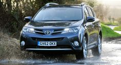 Toyota Launches 2014 RAV4 in the UK, 2.0D Now Available with AWD - Carscoops