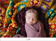 Newborn Photography Model