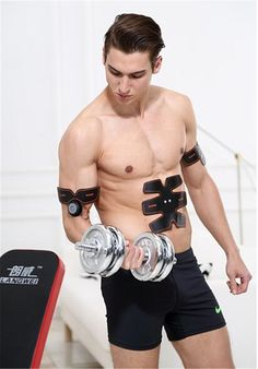 (59.00$)  Watch now  - New product intelligent fitness equipment abdominal muscles trainer AST-501