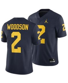 Nike Men Charles Woodson Michigan Wolverines Player Game Jersey f80dcaef0