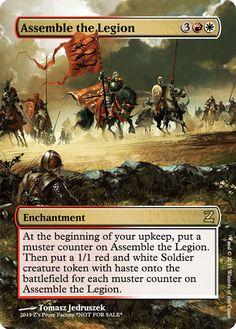 Assemble the Legion Proxy