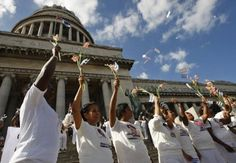 Ladies in White make it clear that they will continue on the streets of Cuba