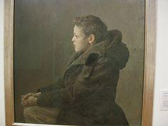 Nickolas by Wyeth's Maine