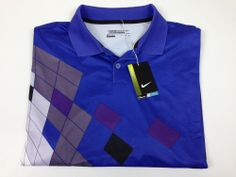 Nike Golf Tour Performance Style Dri-Fit Polo Shirt 2XL XXL Mens Epson NWT $70