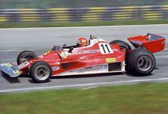 1977 Ferrari 312T2 (Niki Lauda)