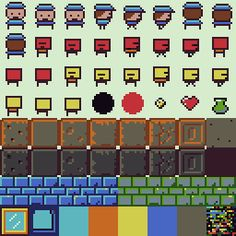 MiniLD #59 hosted by @voxel is live. Make a game, Customize tileset, & trade tilesets: http://ludumdare.com/compo/2015/05/05/minild-59-swapshop/… #LDJAM