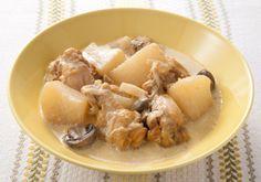 三浦大根とリンゴのクリームシチュー レシピ らでぃっしゅレシピ