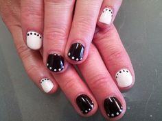 Black & White Shellac