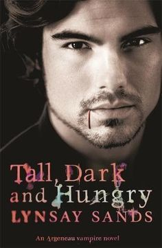 Tall, Dark & Hungry (Argeneau Vampire)