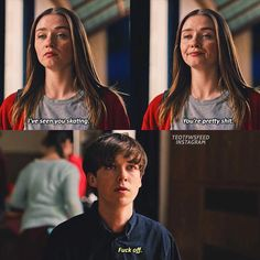 "20 Me gusta, 3 comentarios - The end of the f***ing world (@teotfwsfeed) en Instagram: ""1.01 Obsessed with this tv show #teotfw #Alyssa #JessicaBarden #James #AlexLawther"""