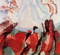 Frantisek Kupka - Creation (1920)