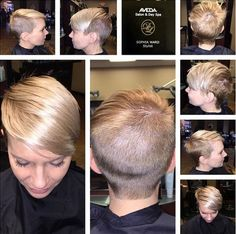 Cool Haircuts for Women Short Hair - Easy Summer Hairstyle