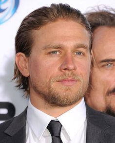 FX's Sons Of Anarchy.....He would have made a fabulous Christian Grey!