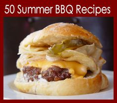 Summer BBQ Recipes from @jamiecooksitup