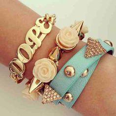 Cute Bracelets.