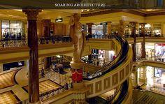 The Forum Shops at Caesars. Joy.