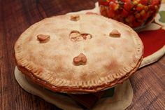 Easy Apple Pie Recipe - with step by step pictures