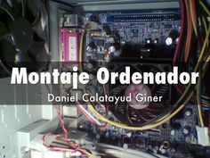 Proyecto final de Daniel Calatayud