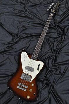 Gibson 1965 Thunderbird Ⅳ Non-Reverse   GUITAR TRADERS   楽器.me