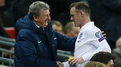 Rooney wali waa muhiim: Roy Hodgson