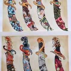 Artist: STU PAGDIN.    http://stupagdintattooer.bigcartel.com