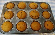 Συνταγή: Νηστίσιμα Cupcakes Greek Recipes, Muffin, Food And Drink, Cupcakes, Sweets, Vegan, Cookies, Breakfast, Mary