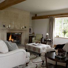 Elegant living room | Living room furniture | Decorating ideas