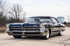 Pontiac Models, Pontiac Cars, 68 Ford Mustang, Softail Bobber, Old School Muscle Cars, Cool Car Drawings, Pontiac Catalina, Cars Characters, Pontiac Bonneville
