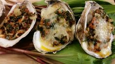 Discover Newport brought in Chef Sai to make Oyster Bienville in The Rhode Show kitchen.