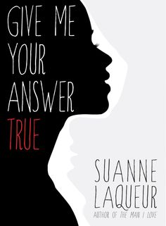 Suanne Laqueur - Give Me Your Answer True