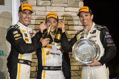 João Barbosa, Filipe Albuquerque e Christian Fittipaldi - Action Express Racing