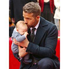 Ryan & baby