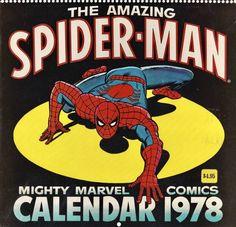 Marvel Calendar, Marvel Dc, Marvel Comics, Calendar Wallpaper, Beautiful Cover, Comic Panels, Amazing Spider, Live Wallpapers, Spiderman