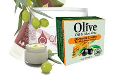 Natural cosmetics with organic olive oil from crete