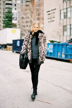 Vanessa Jackman: New York Fashion Week AW 2012....After Tracy Reese