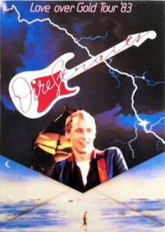 Best 80s Music, Dire Straits, Rock Videos, Wayback Machine, Mark Knopfler, Concert Posters, Hard Rock, Rock N Roll, Facebook
