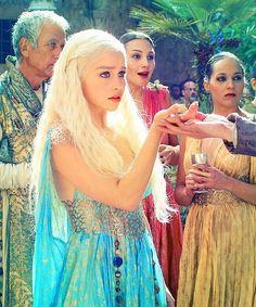 Daenerys Stormborn of the house Targaryen, Game of Thrones