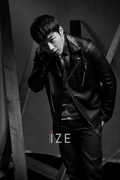 Woo Do Hwan - Ize Magazine December '16