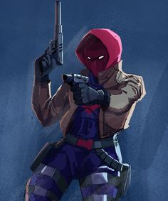Red Hood Dc, Batman Red Hood, Batman Comic Art, Im Batman, Batman Arkham, Batman Robin, Red Hood Jason Todd, Jason Todd Batman, Hq Dc
