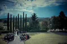 Siena countryside wedding #originaltuscanwedding