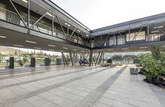 Gallery of El Tranque Cultural Center / BiS Arquitectos - 4