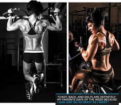 My idol Dana Linn Bailey    Bodybuilding.com - BodySpace Member Of The Month: Dana Linn Bailey