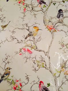 art deco chinese wallpaper - Google Search