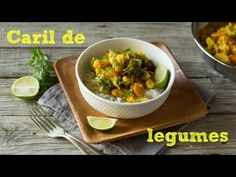 Caril de legumes - Made by Choices